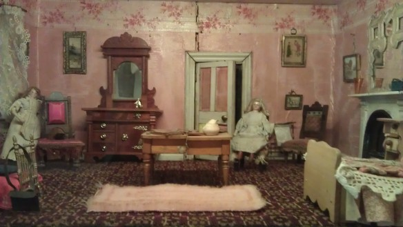 Dolls bedroom