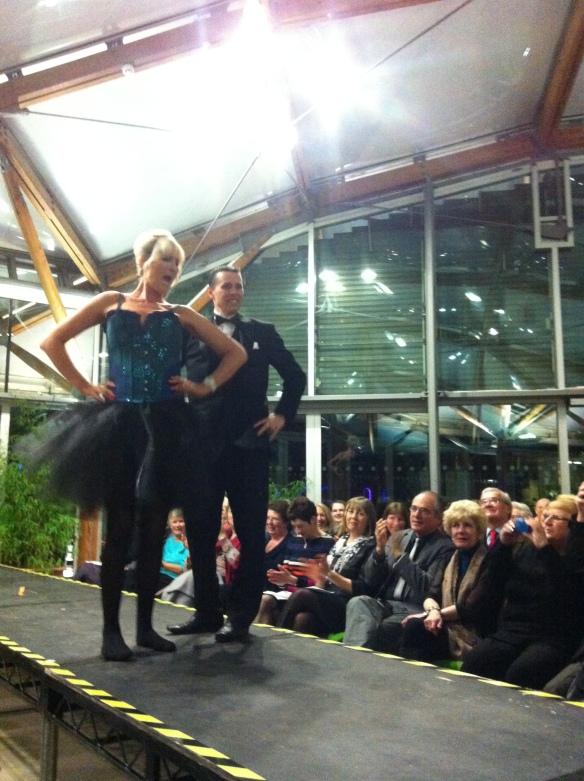 Alnwick fashion show