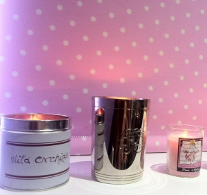 My top 3 favourite Candles